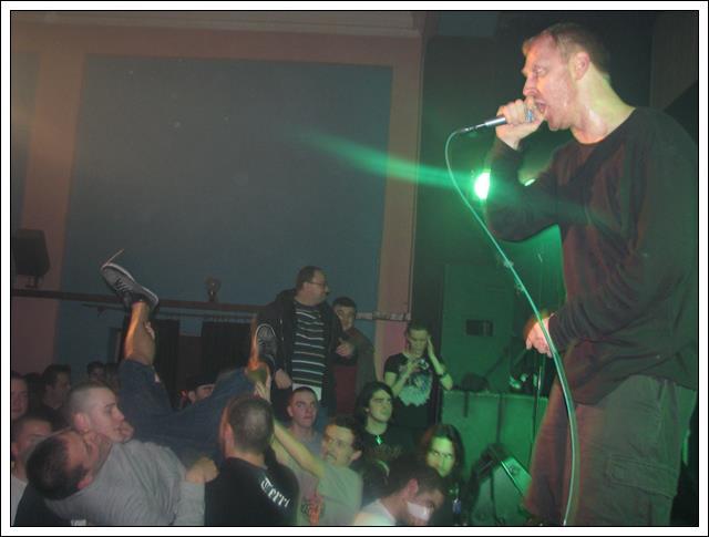 Holandski Born From Pain na svom prvom sarajevskom koncertu u Kinu Bosna
